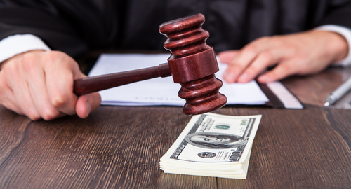 How divorce settlements work